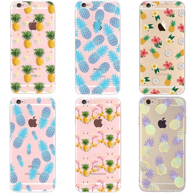 carcasa piña iphone 6