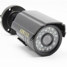 Наружная камера видеонаблюдения, инфракрасная Водонепроницаемая цилиндрическая камера с функцией ночного видения IRCUT, 1200tvl