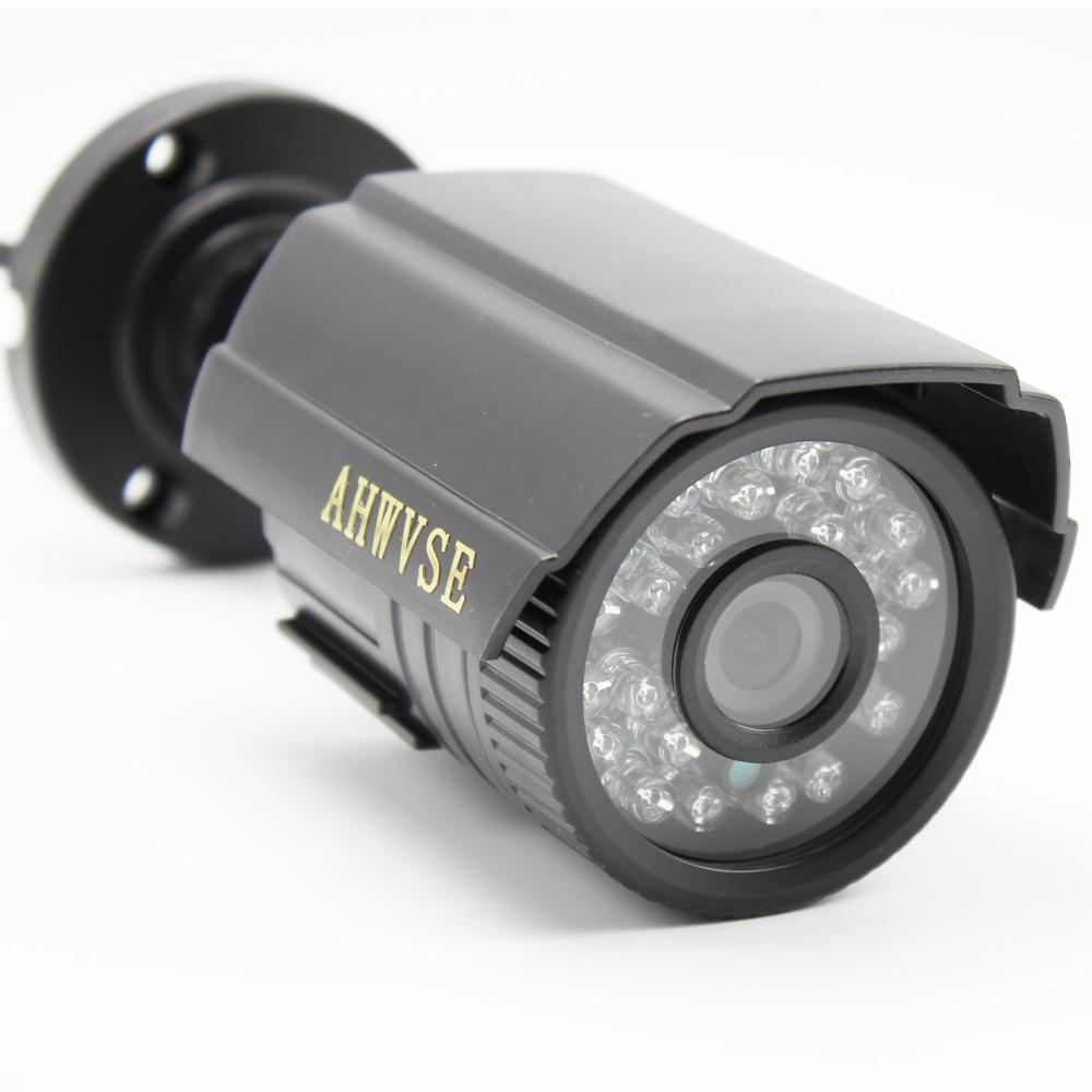 CCTV Caméra 1200tvl Extérieure Vidéo Caméra de Surveillance Analogique infrarouge IRCUT vision nocturne bullet Étanche caméra de Sécurité