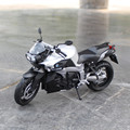 Alloy Motorcycle Model 1:12 K1300R Diecast Metal Motorcycle Simulation Toy Model Collection Race Moto Bike Toys For Kid Children