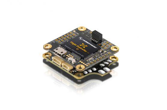 Hobbywing Xrotor F4 flight control/blheli-s 40A four-in-one dshot ESC FPV Multi-axis crossing machine emax f4 magnum all in one fpv stack tower system f4 osd 4 in 1 blheli s 30a esc vtx frsky xm rx