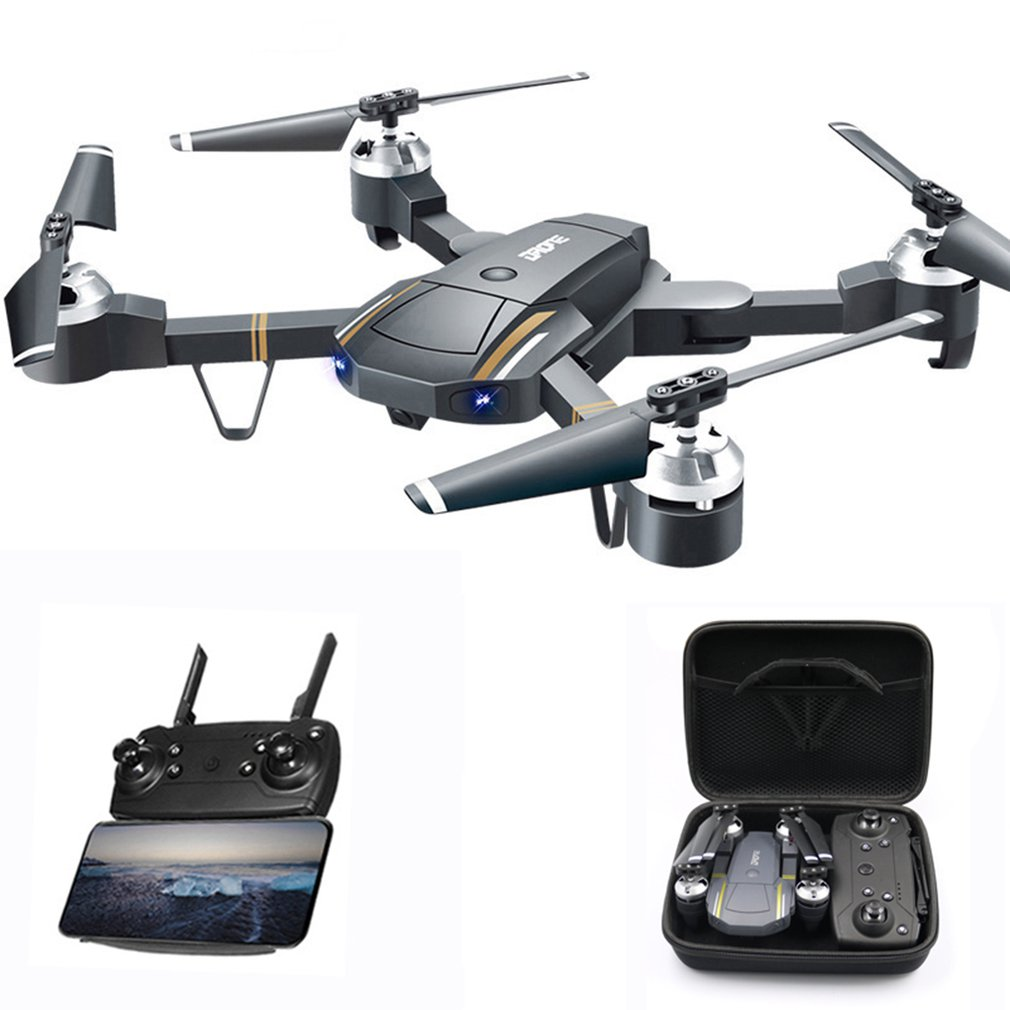 GW58 Mini Drone Wifi FPV 2 4ghz RC Drone with 640p 720p HD Camera dron Real Time Aerial Video Foldable RC Quadrocopter drones
