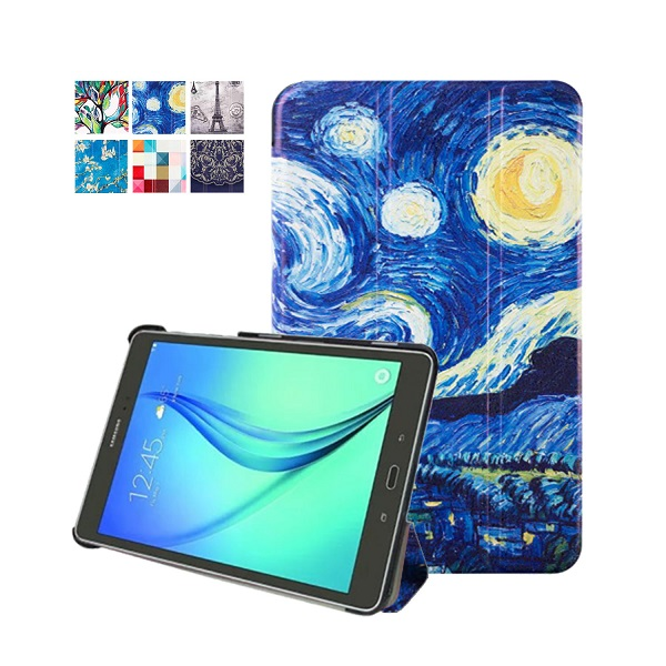 Ultra Thin Magnet PU Leather Cover Case Folio Stand Cover For 2016 New Case For Samsung Galaxy Tab A 7.0 T280 T285