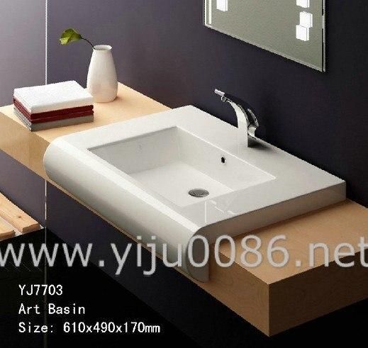 YJ7703 The Basin Wash Water Sink Bathroom Ideas
