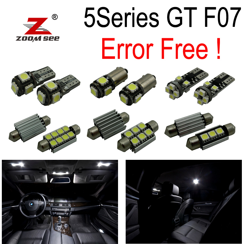 26pcs Error free for BMW 5 series GT 5GT F07 528i 535i 550i LED Bulb Interior Dome map Light Kit package (2010+) britax roemer летний чехол для кресла britax roemer kidfix ii xp sict розовый