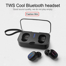 T18S Invisible TWS Mini Wireless Earbuds Stereo Deep Bass Headset with charging box Portable Mini Bluetooth Earphones 5.0 цены