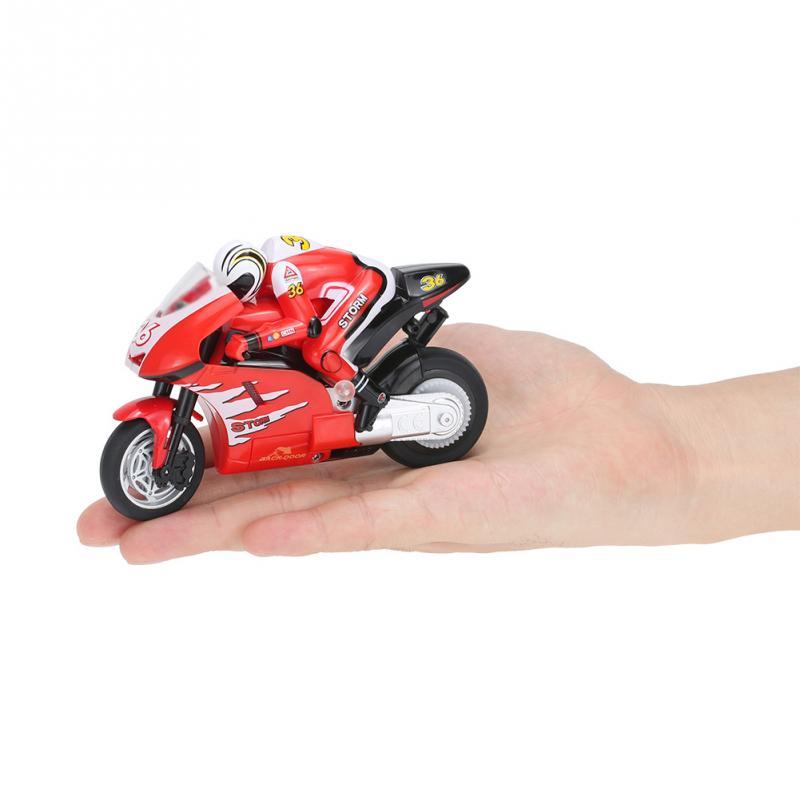 RC Motocykl Zabawki 8012 120 2.4G Zdalnie Sterowane mini RC