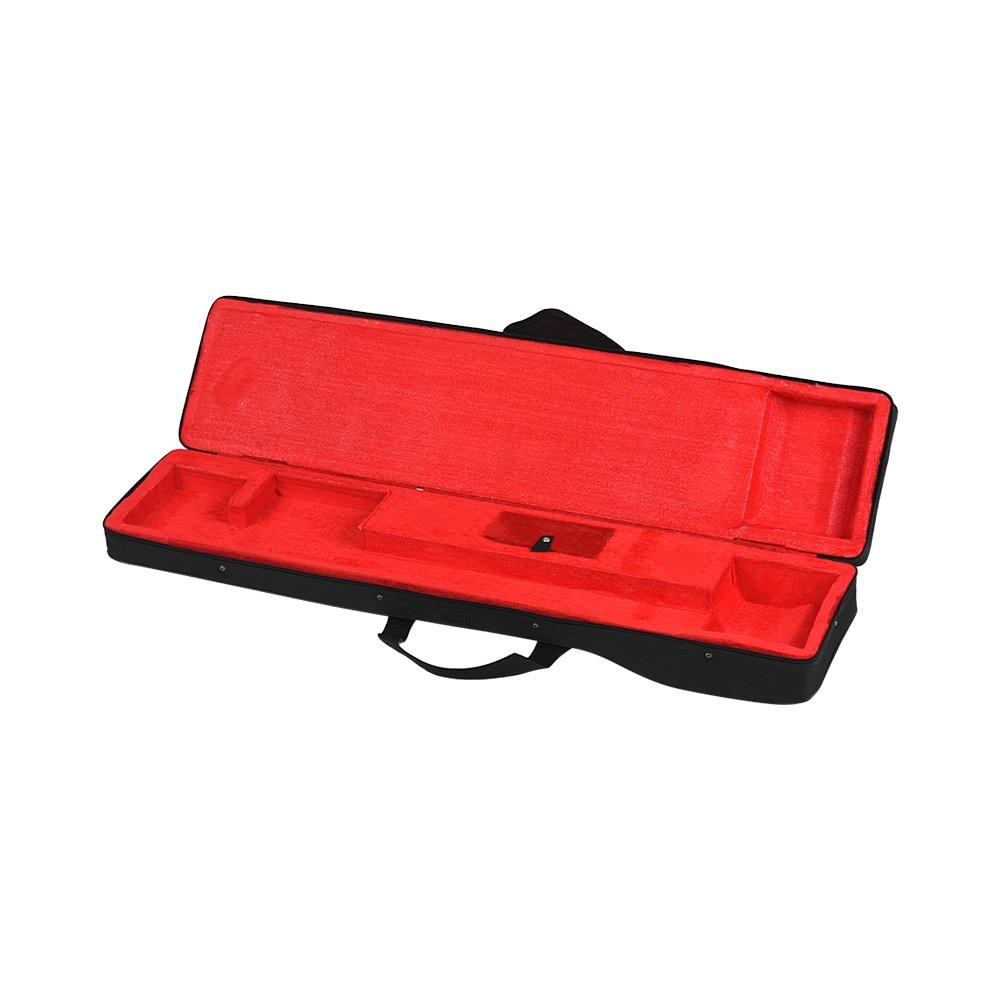 Lightweight Erhu Carry Case Shock-proof Box Water-resistant Bag For Jinghu/ Jing Erhu/Ping Erhu