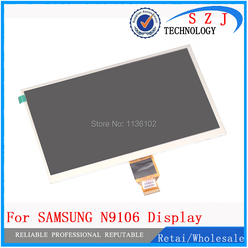 ФОТО Original 10.6 inch For SAMSUNG N9106 Display LCD digitizer Sensor display Replacement Free shipping
