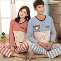 design fashion lovers's pyjama set cotton Winter Pajamas high quality hot sale  Home Clothing Suits