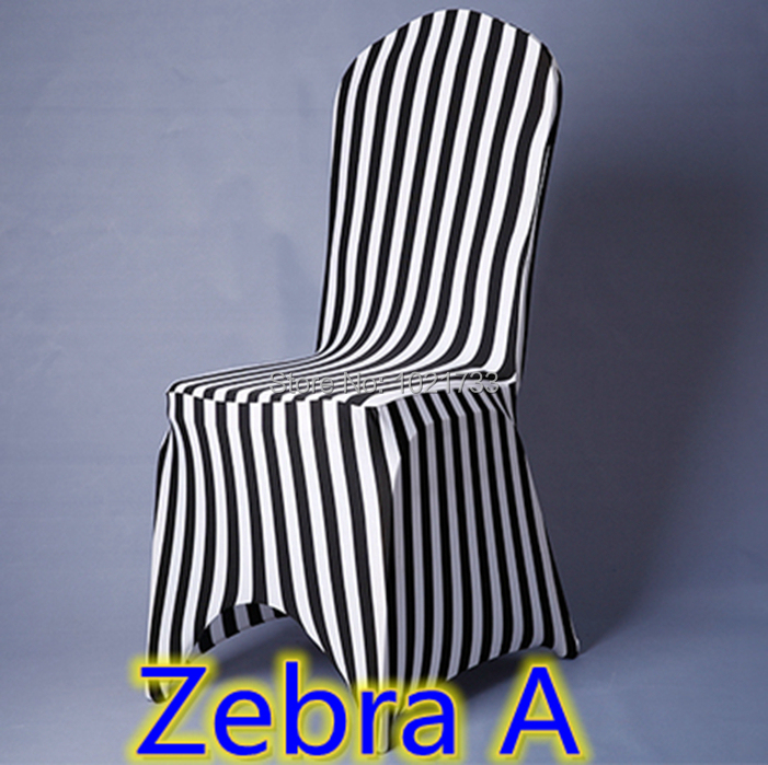 Office Chair Covers For Plastic Chairs Zebra Print Top Quality Lycra Spandex Stretch Banquet Cover