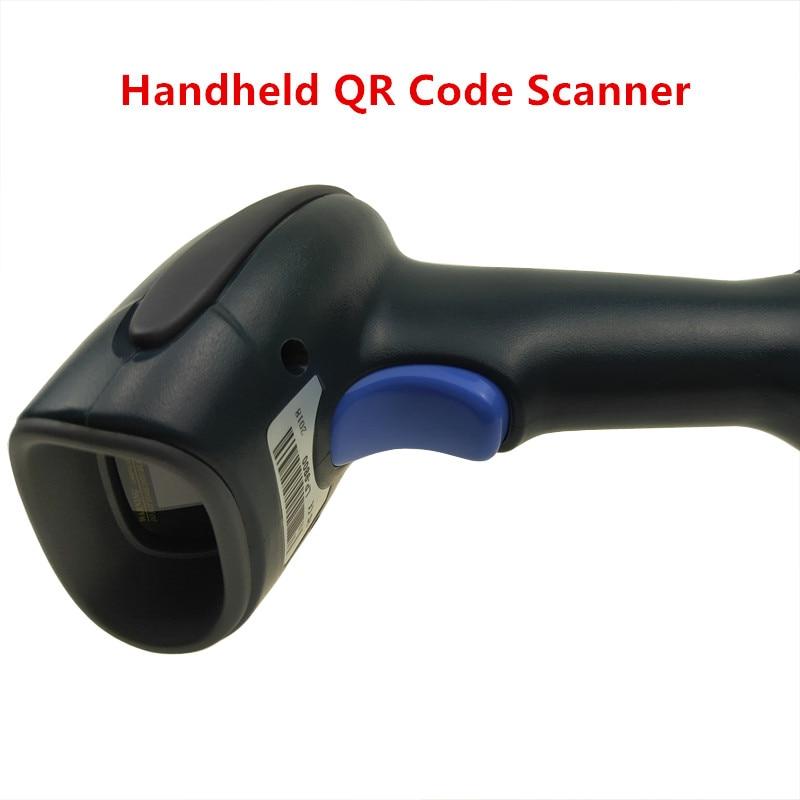Scanner Screens Barcode Handheld 2D Lp9800 Logistics From-Paper Supermarket Warehousing