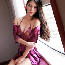 Sexy Lingerie Baby Doll Summer Style Sex Product Women's Underwear Sexy Costume Lace Erotic Nightwear lenceria erotica AB404