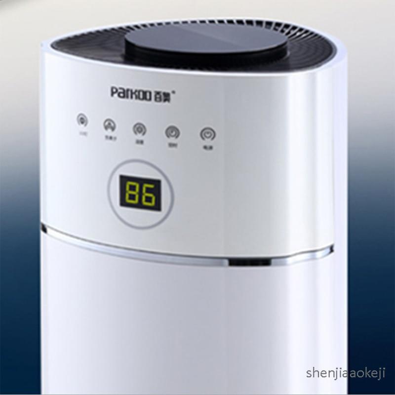 Ev Aletleri'ten Nem alıcılar'de DS01A 01 2.4L Dijital hava nem alıcısı Anyon UV Düşük Enerji Hava Arındırmak Ev Dolap Banyo/Oturma odası 24 saat zamanlama 1 adet