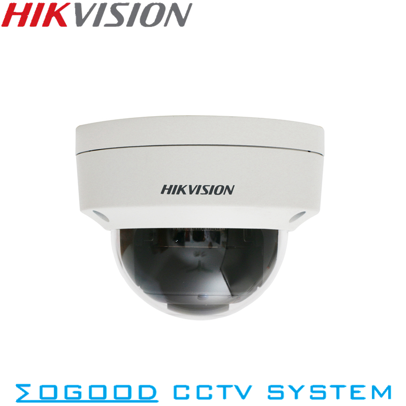 Hikvision EZVIZ English Version DS-2CD2163G0-I H.265 6MP POE IP Camera Support ONVIF Hik-Connect APP Firmware Upgrade IR 30m