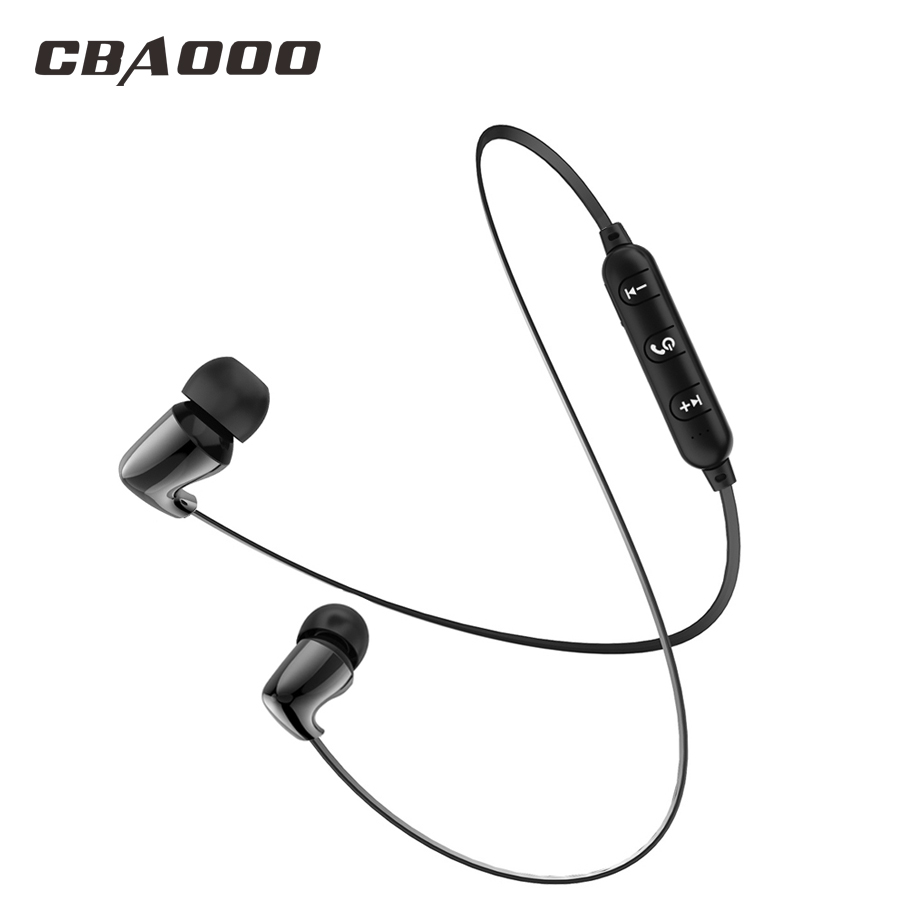 CBAOOO TC01S Wireless Bluetooth Earphone Headphones Sports Ceramic Earbuds Stereo Bluetooth Headset for all Phone Xiaomi Iphone bluetooth headphones wireless earphone earbuds bluetooth 4 1 bass stereo fashion earphone for samsung iphone xiaomi mobile phone