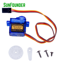 SunFounder 4pcs/lot SG90 Micro Servo Digital Motor 9G SF0180 RC Helicopter Dron Airplane Boat Robot Controls
