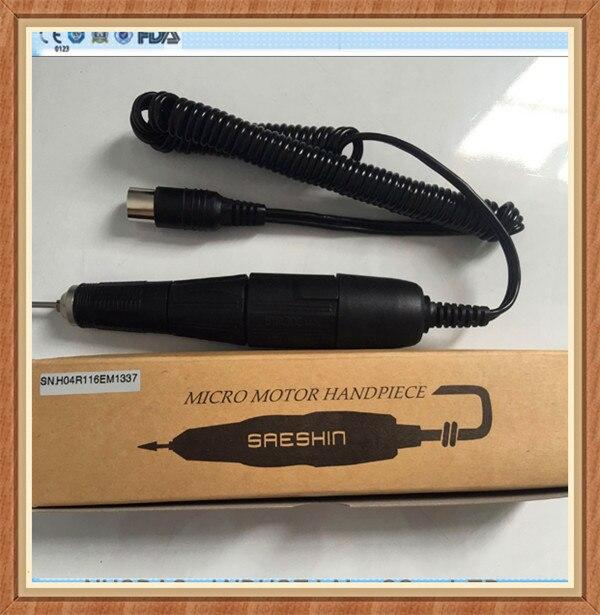 Dental lab South Korea Strong 102L Saeshin micromotor handpiece недорого