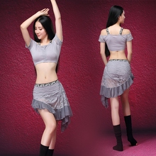 Belly dance eastern diamond embroidery skirts bra dress costume for oriental dance dancing belt for belly dancing suit set 1073