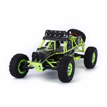 New 1 12 Scale Remote Control Car 2 4G High Speed 4WD RC Off road Car