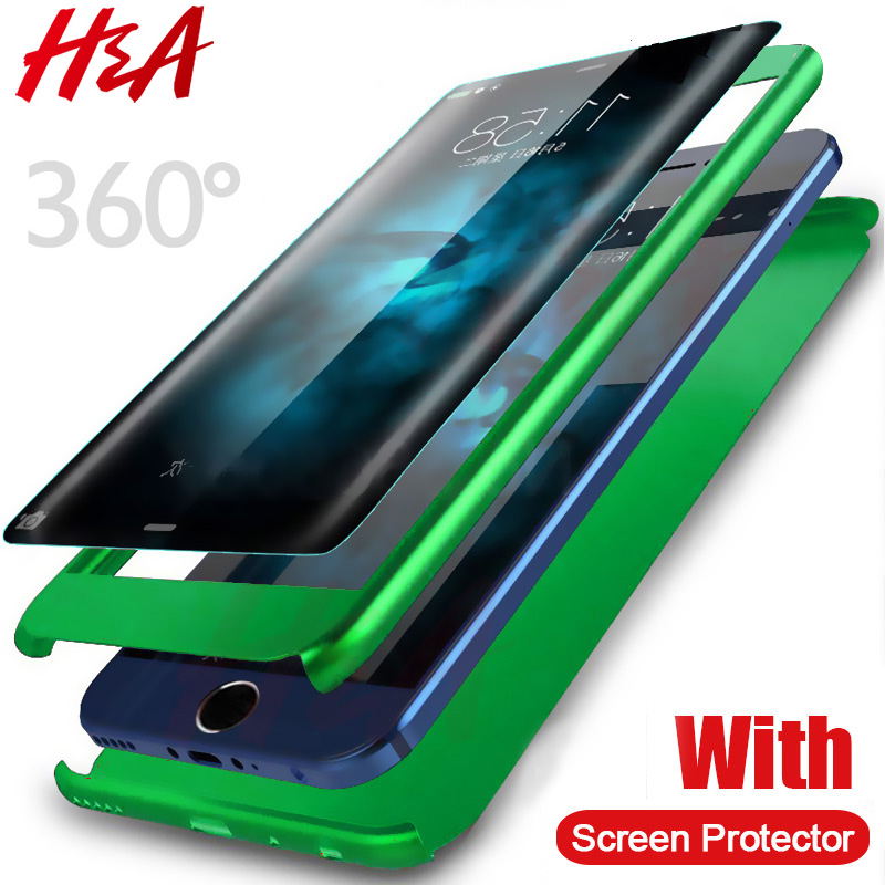 H&A 360 Degree Protection Black case
