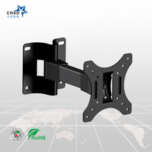 Common Full Movement LCD LED TV Wall Mount PC Monitor Bracket Tilt Adjustable Plasma TV Wall Holder Appropriate TV Dimension 10″-23″