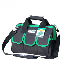 """LAOA 600D 12"""" 13"""" 14"""" 18"""" Tool bag Electrician Large capacity Repair tool kit water proof bags storage for Electricians Tools(China)"""