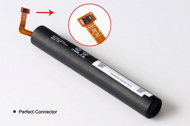 Corée cellule KingSener L13D2E31 tablette batterie pour Lenovo Yoga tablette 8 B6000 B6000-H B6000-F 60044 60043 L13C2E31 3.75 V 6000 mAh