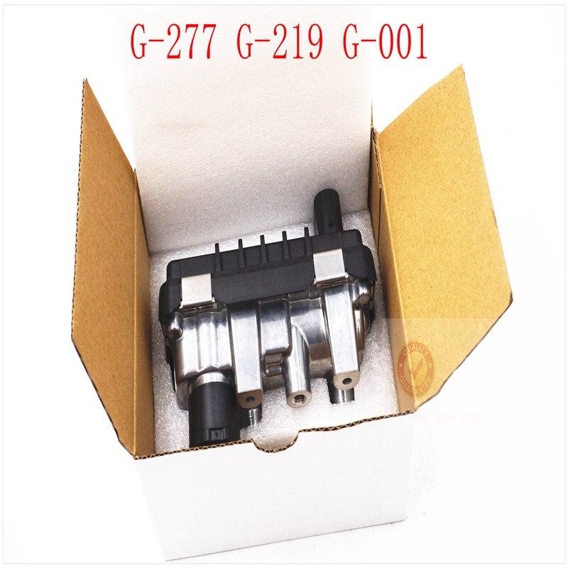 Électronique Turbo Actionneur G-219 G-277 765155 6NW008412 6NW009420 300 CDI 320CDI Pour Mercedes C320 E320 E280 ML280 R280 CDI