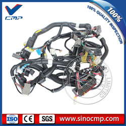 207 06 71562 207 06 71220 kable w wiązce dla Komatsu PC300 7 w Sprężarki klimatyzacji i sprzęgła od Samochody i motocykle na