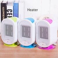 Free Shipping Household Electric Heater PTC Ceramic Heating Warm Hand Office Mini Heater Student Landing Mute