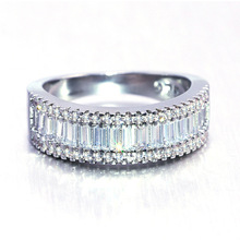 2019 New Engagement Statement AAA Zirconia Rings for Women Fashion Design Interweave Ring Ladies Gifts Dropshipping