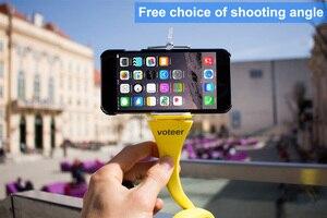 Image 5 - Voteer Flessibile Selfie Bastone Monopiede Bluetooth Senza Fili Treppiede Scimmia Supporto per Gopro Macchina Fotografica Iphone Del Telefono per Auto Universale Della Bicicletta