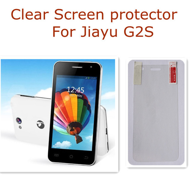 15 x  Clear Screen Protector Guard Cover Film For Jiayu G2S ,  free shipping