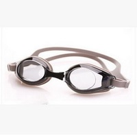 Underwater Glasses Wholesale Adult Training Game Swimming Goggles Anti Fog Glasses Earplugs Even Set One Size