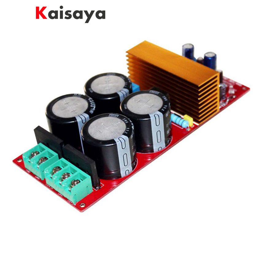 IRS2092 IRFB23N20D Class D power hifi Amplifier Board Mono 350W 8ohm 700W 4ohm Double Rectifier