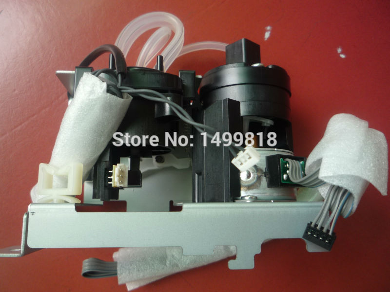 New original pump unit cleaning unit for Epson Pro 9400 9450 7800 7400 7450 7880 9800 9880C 9880 7550S 9550S Cleanning PUMP ASSY original ep son stylus pro 7400 7450 7880 9880 9450 9400 9800 pump capping assembly ink stack for mutoh vj 1604w