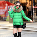 2016coat parka womens jackets and coats  thick parkas for D822
