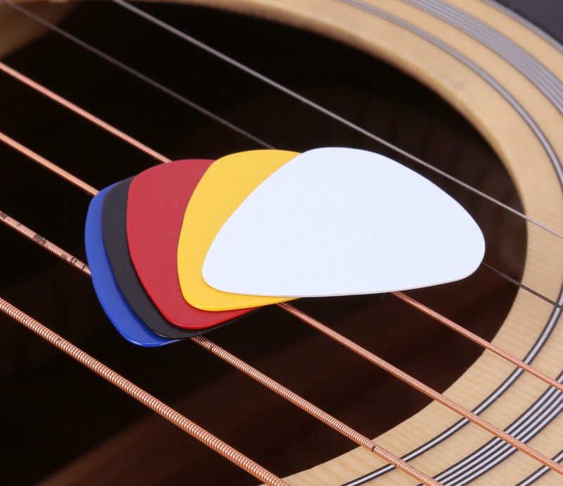 50 pcs/20 pcs/10 pcs 0.46mm Acoustic Electric Guitar Picks Plectrums Nhạc Cụ Đàn Guitar Phụ Kiện Drop Shipping vận chuyển GYH