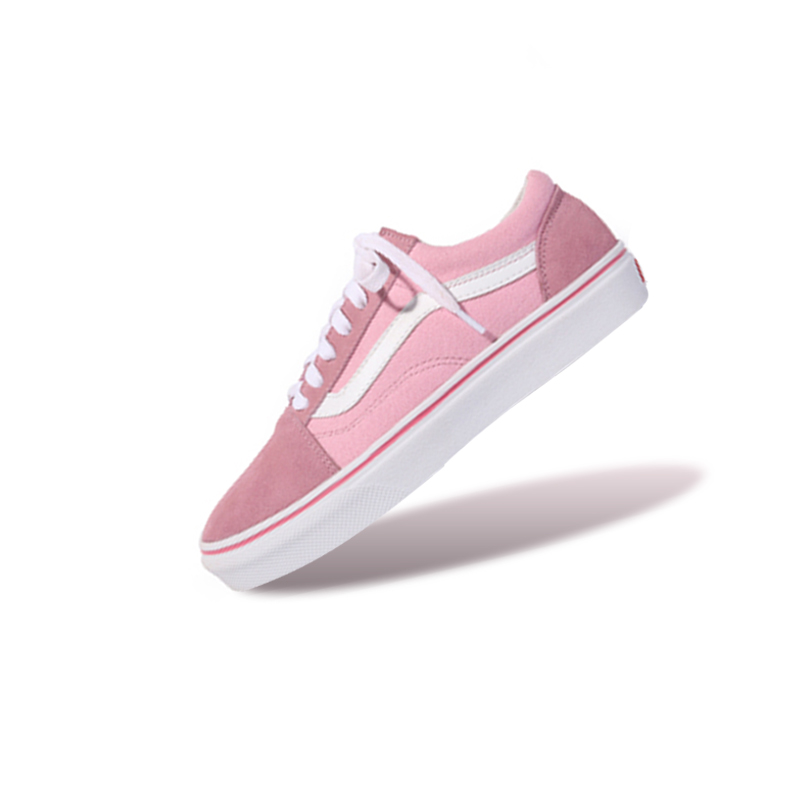 704da9fff4 Detail Feedback Questions about VANS OLD SKOOL Low Top Female Skateboarding  Shoes Old Skool Womens Sport Shoes Canvas Sneakers VN0A38HBQ7K 36 39 on ...
