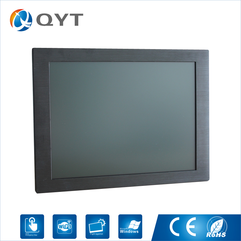 11.6 inch All In One Touch Industrial Panel aio Pc Tablet with 8GB RAM/DDR3 128G SSD cpu Intel 3337U 1.8GHz Resolution 1366*768