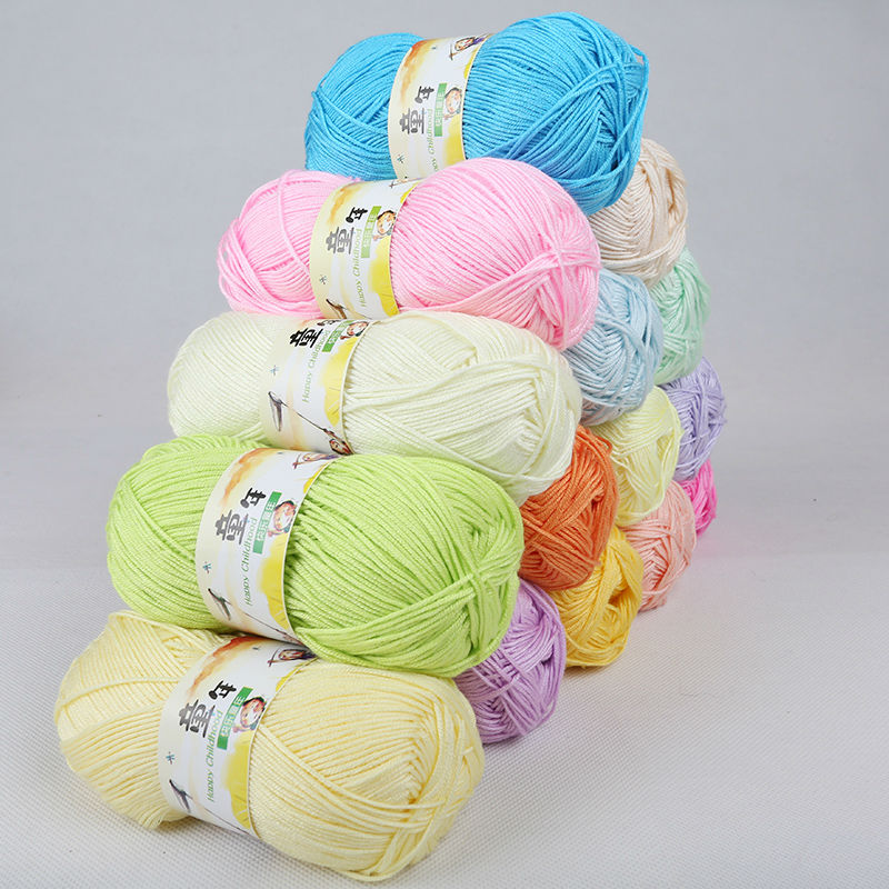 7e71b623717f 50g ball 9183 Wool Cashmere Viscose Yarn To Hand Knitting Baby ...