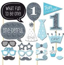 Card boy / girl For First Birthday baby Decoration