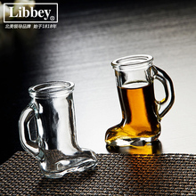 United States Libby Libbey spirits cup Moutai boots shaped 97038 40ml