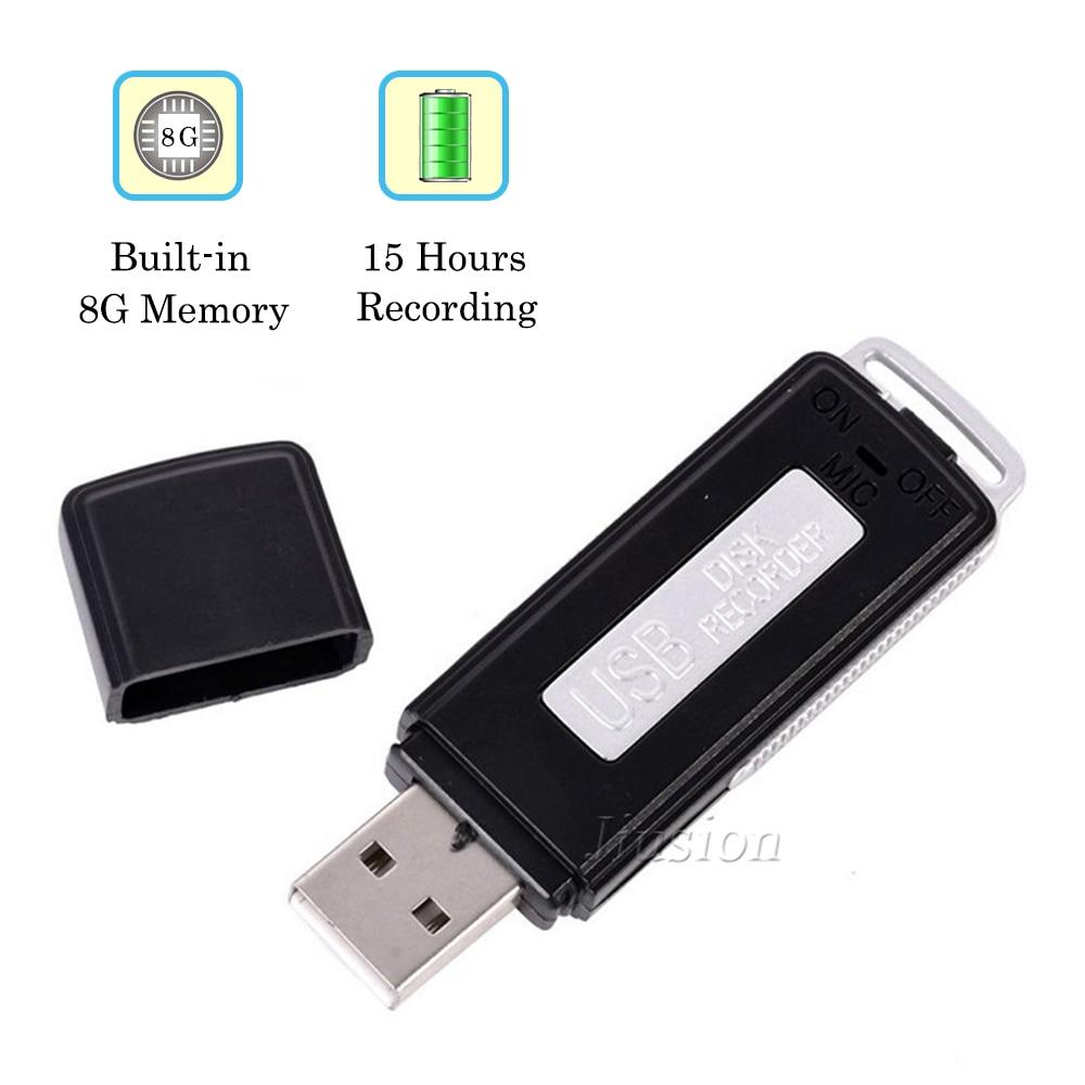 4GB Internal Memory Mini Multi-Function Recording Device SpyCentre ...