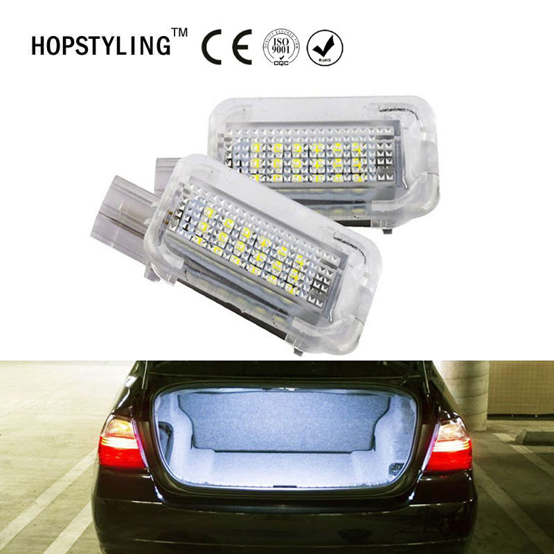 1x Error Free LED For <font><b>accord</b></font> City Jazz Fit Insight LED Luggage Compartment Light led interior light auto <font><b>accessory</b></font> auto light image