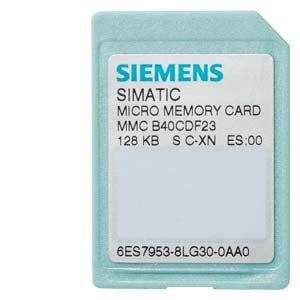 цена на Freeship SIMTATIC 6ES7953-8LG30-0AA0 Micro Memory for S7-300/C7/ET 200, 6ES79538LG300AA0, 128 KBYTES 6ES7 953-8LG30-0AA0