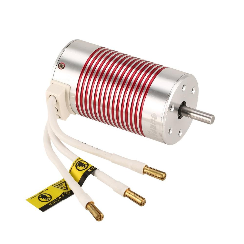Image 3 - Platinum Waterproof 3665 3100KV 2600KV Brushless Motor Engine for Traxxas HSP Redcat 1/10 RC Car Truck Model-in Parts & Accessories from Toys & Hobbies