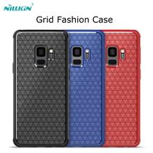 NILLKIN Weave Case for Samsung Galaxy S9 S9Plus