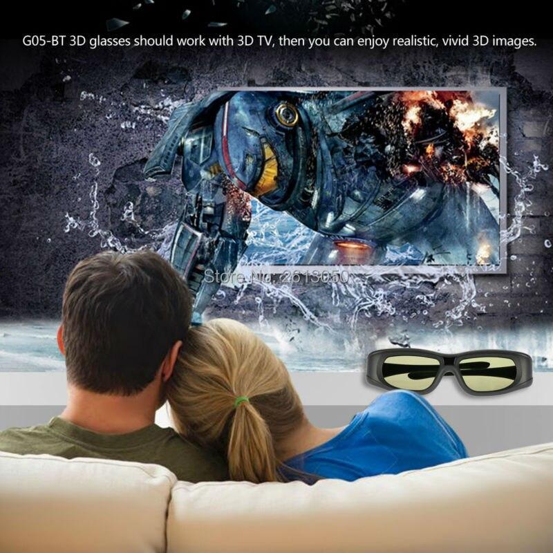 bluetooth 3D TV glasses 1-9